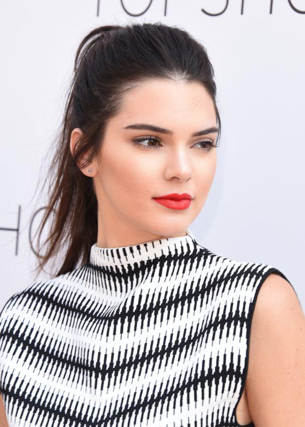 Nr 3 Kendall Jenner, $10 miljoen per jaar